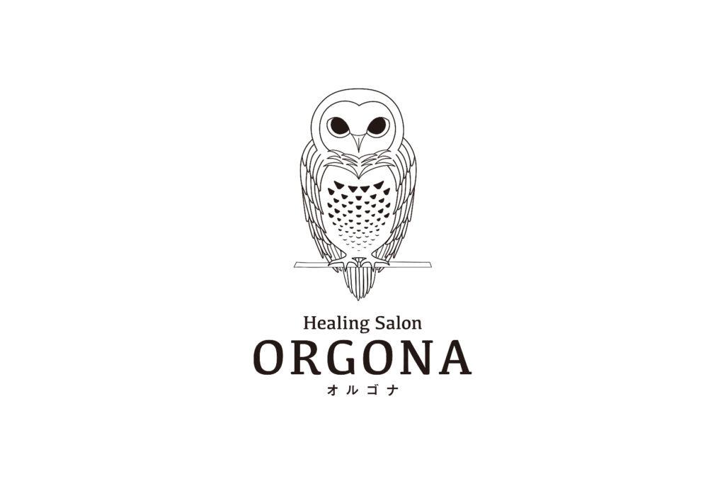 Healing Salon ORGONA - logo